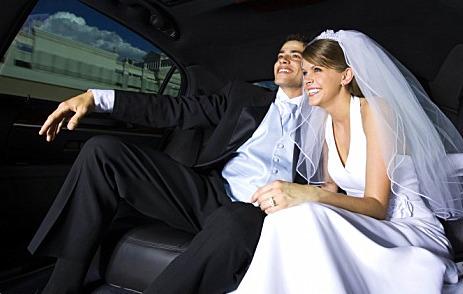 losangeles wedding limo